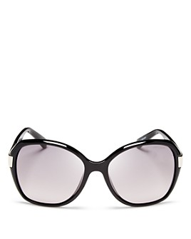 Jimmy Choo - Women's Alana Oversized Square Sunglasses, 57mm