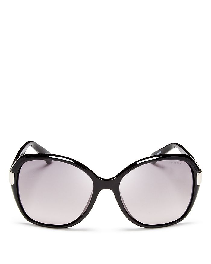 e8b5479a20f2 Jimmy Choo Women's Alana Oversized Square Sunglasses, 57mm ...