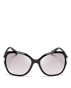 Jimmy Choo Alana Oversized Sunglasses, 57mm