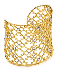 Alexis Bittar Elements Crystal Studded Spur Lace Cuff - Bloomingdale's_0