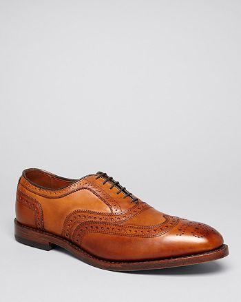 3321a173ea9fa Allen Edmonds - Men s McAllister Wingtip Oxfords