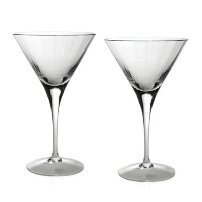 $William Yeoward American Bar Corinne Martini Glasses, Set of 2 - Bloomingdale's