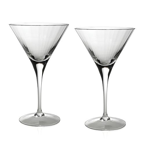 William Yeoward Crystal - American Bar Corinne Martini Glasses, Set of 2