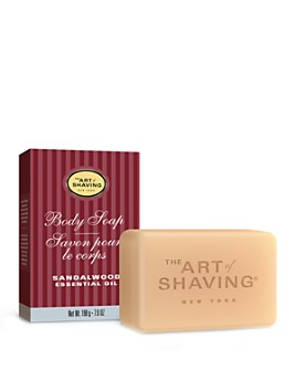 The Art of Shaving - Body Soap Sandalwood 7 oz.
