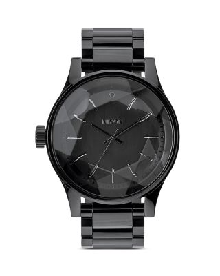 $Nixon The Facet Watch, 42mm - Bloomingdale's