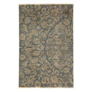 Suzani Collection Oriental Rug, 4'2 x 6'3