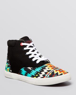 Sneakers - Archer Tribal Print