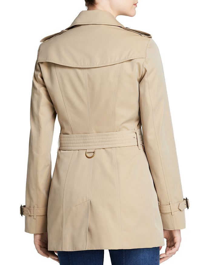 9eb0f34a8eb Burberry - Heritage Sandringham Short Trench Coat