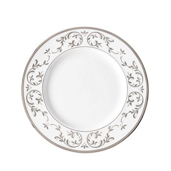 Lenox - Opal Innocence Silver Accent Plate