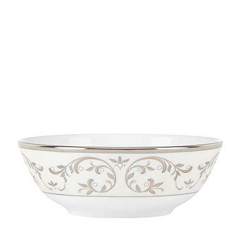 Lenox - Opal Innocence Silver All Purpose Bowl