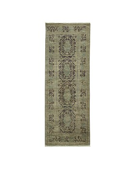 """Bloomingdale's - Eclectic Collection Oriental Rug, 3'1"""" x 8'6"""""""