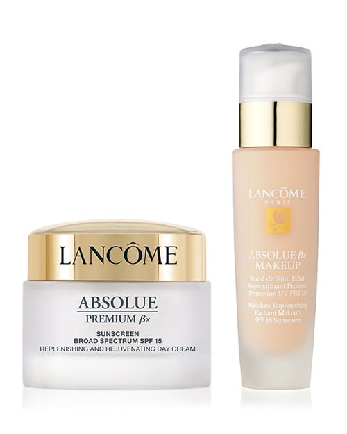 Lancôme - Perfect Pairs: Absolue Premium Bx Absolute Replenishing Cream SPF 15 & Absolue Bx Makeup