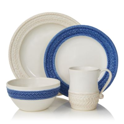 Le Panier Whitewash 3-Piece Serving Set