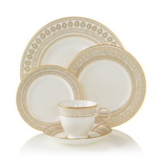 Marchesa by Lenox - Gilded Pearl Dinnerware Collection