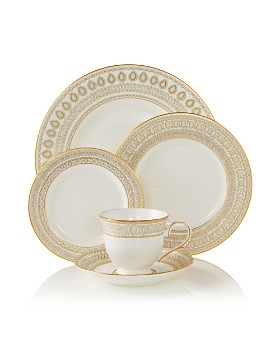 Marchesa by Lenox - Gilded Pearl 5-Piece Place Setting