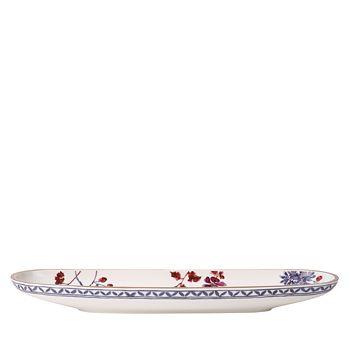 "Villeroy & Boch - Artesano Provencal Breadstick Dish, 17.25"""