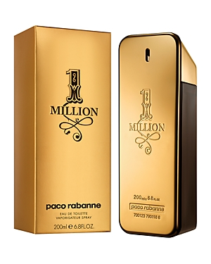 Paco Rabanne 1 Million Eau de Toilette Spray 6.8 oz.