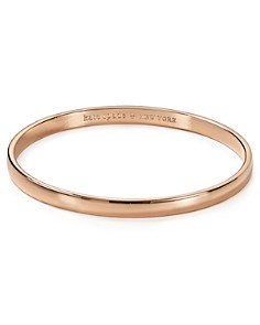 kate spade new york - Stop And Smell The Roses Idiom Bangle