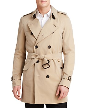 7e685c49 Burberry - Heritage Kensington Mid-Length Trench Coat ...