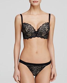 Le Mystère - Sophia Lace Underwire Bra & Bikini