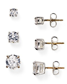 Carolee Cubic Zirconia Stud Earrings - Bloomingdale's_0