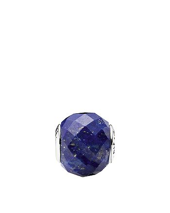 b99450a31 Pandora - Charm - Sterling Silver & Lapis Lazuli Peace, Essence Collection
