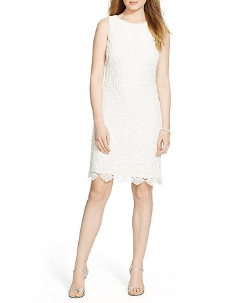 Ralph Lauren - Dress - Boat Neck Lace