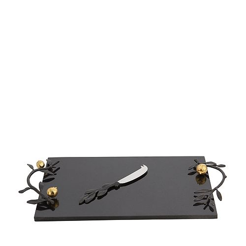 Michael Aram - Pomegranate Cheeseboard with Knife
