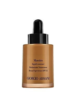 Giorgio Armani Maestro Liquid Bronzer