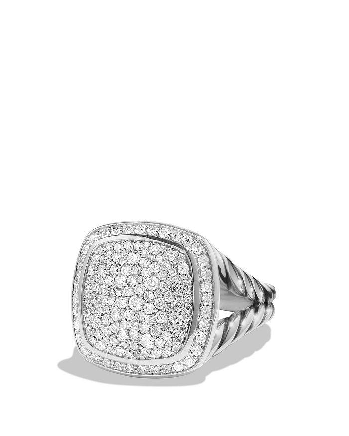 David Yurman - Albion Ring with Diamonds