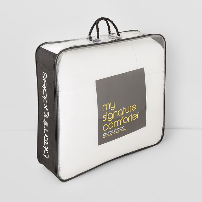 Bloomingdale's - My Signature Comforter, Twin - 100% Exclusive