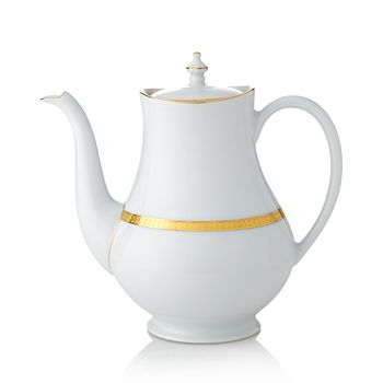 "Haviland - ""Symphony Gold"" Coffee Pot"