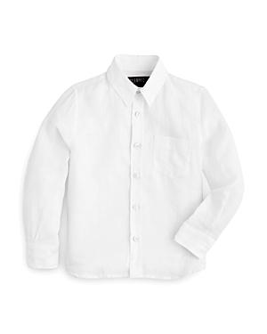 Vilebrequin Boys Woven ButtonDown Shirt  Little Kid Big Kid