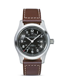 Hamilton Khaki Field Automatic Watch, 42mm - Bloomingdale's_0
