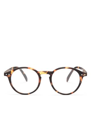 IZIPIZI Collection D Round Readers, 46Mm in Multi Tortoise