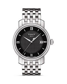 Tissot Bridgeport Men's Quartz Watch, 40mm - Bloomingdale's_0