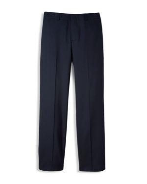 Brooks Brothers Boys' Plain Front Suit Pants - Little Kid, Big Kid