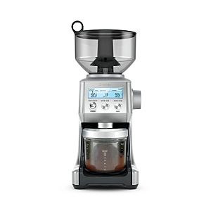 Customize as you grind with Breville\\\'s smartly designed coffee grinder.