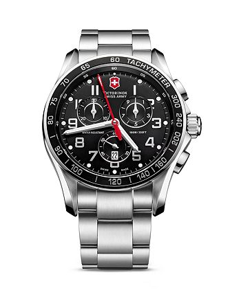 Victorinox Swiss Army - Chronograph Classic XLS Watch, 45mm