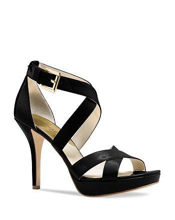 fdcc451dd3c MICHAEL Michael Kors - Evie Platform Sandals