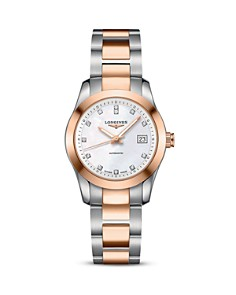 Longines Conquest Classic Watch, 38.5 mm - Bloomingdale's_0