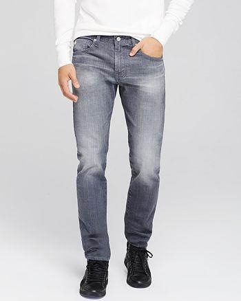 AG - Dylan Skinny Fit Jeans in 11 Years Crusoe