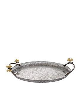 Michael Aram - Butterfly Ginkgo Oval Tray