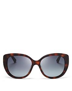Dior - Women's Lady Oversized Cat Eye Sunglasses, 55mm