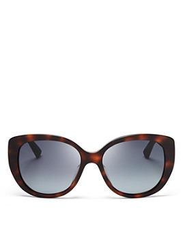 Dior - Women's Lady Oversized Cat Eye Sunglasses, 55mm