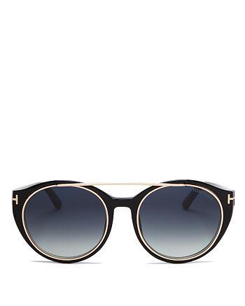 8a76c063950e Tom Ford - Women s Joan Round Sunglasses