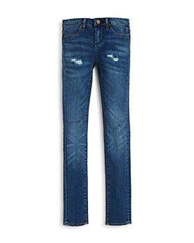 BLANKNYC - Girls' Skinny Distressed Jeans - Big Kid