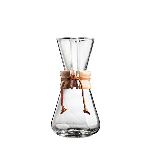 Chemex - 3-Cup Classic Series Coffeemaker