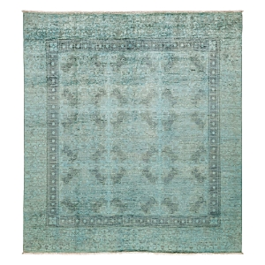 Vibrance Collection Oriental Rug, 8'1 x 8'4