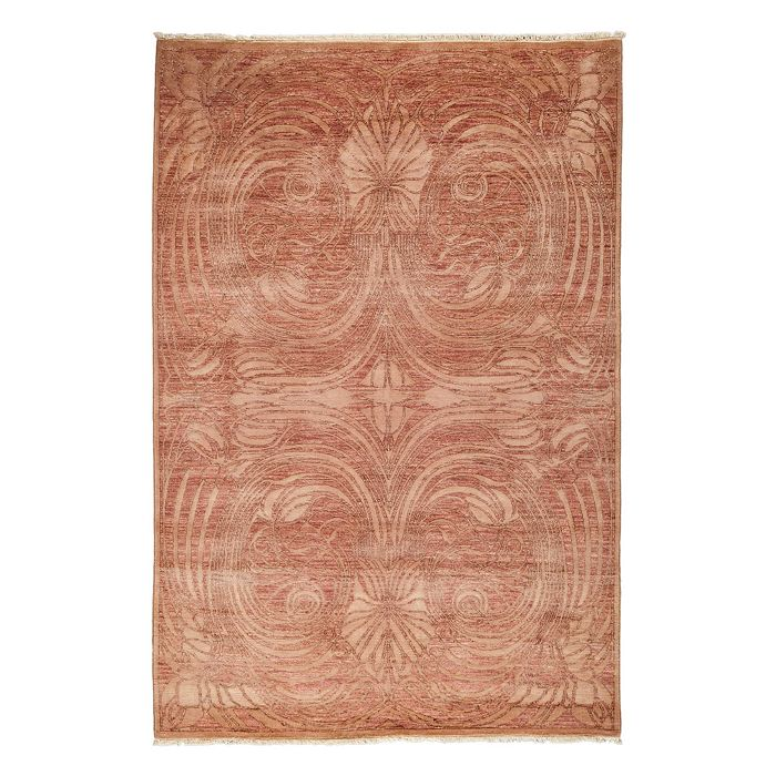 """Solo Rugs - Shalimar Collection Oriental Rug, 6'1"""" x 9'"""